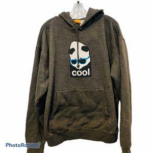 ENJOI Skateboarding Cool Panda Sweatshirt